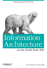 Information Architecture by Peter Morville