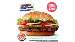 Impossible Whopper